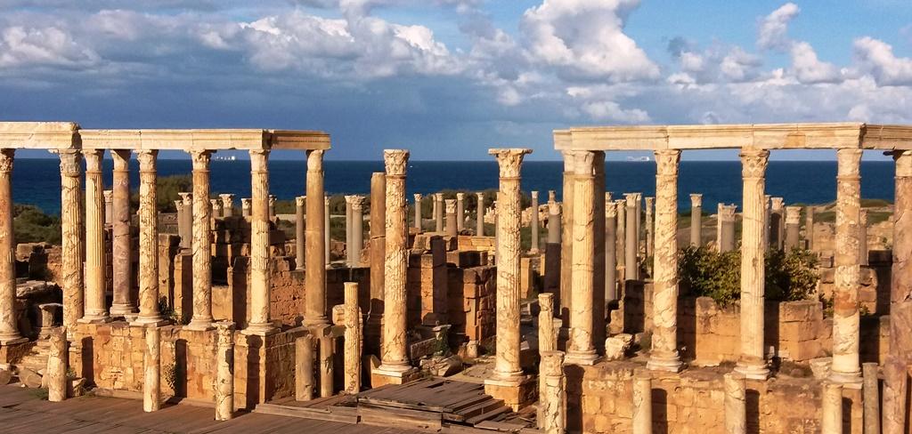 Libia - Leptis Magna