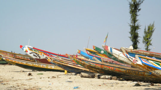 Senegal (Costa Norte)